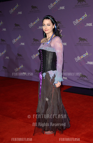 AMY LEE at the 2003 Billboard Music Awards at the MGM Grand, Las Vegas..December 10, 2003