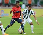 Atlético Nacional e Independiente Medellín igualaron sin goles en el Atanasio Girardot de la capital antioqueña, por la segunda fecha del Torneo Finalizacion 2015.