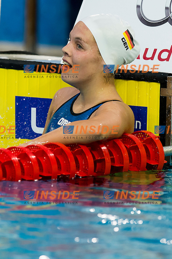 Rieder Celine GER<br /> 1500 Freestyle Women Final Silver Medal<br /> LEN 43rd Arena European Junior Swimming Championships<br /> Hodmezovasarhely, Hungary <br /> Day03 08-07-2016<br /> Photo Andrea Masini/Deepbluemedia/Insidefoto