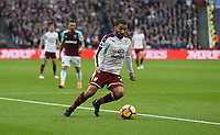 Burnley's Aaron Lennon<br /> <br /> Photographer Rob Newell/CameraSport<br /> <br /> The Premier League - West Ham United v Burnley - Saturday 10th March 2018 - London Stadium - London<br /> <br /> World Copyright &copy; 2018 CameraSport. All rights reserved. 43 Linden Ave. Countesthorpe. Leicester. England. LE8 5PG - Tel: +44 (0) 116 277 4147 - admin@camerasport.com - www.camerasport.com