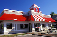 Kentucky Fried Chicken, KFC, restaurant, Vermont, VT, Burlington, Kentucky Fried Chicken