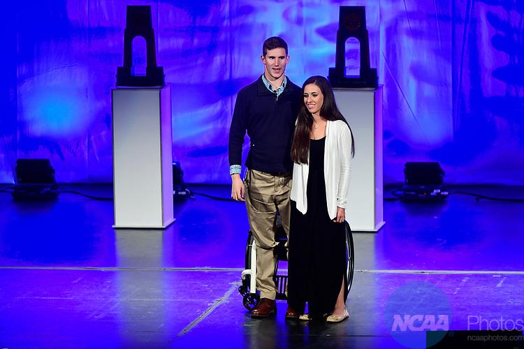 MAR 07 2017:  The NCAA Division II Festival takes place in Birmingham, AL.  Jamie Schwaberow/NCAA Photos