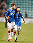 Josh Windass and Jason Holt