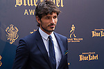 Spanish actor Andres Velencoso during the photocall of the Blue Label awards 2016 at the residence of the ambassador of the United Kingdom in Madrid. Jun 28,2016. (ALTERPHOTOS/Rodrigo Jimenez)