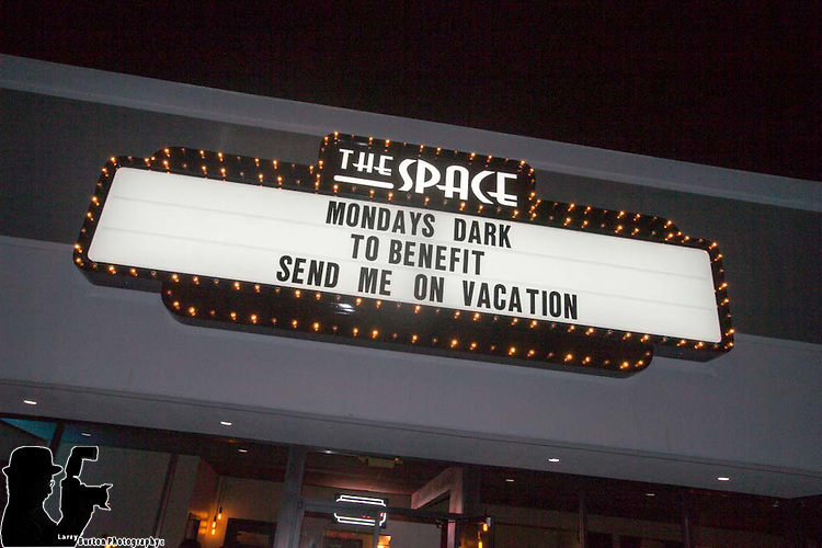"Mondays Dark to benefit ""Send Me On Vacation"" sending Cancer survivors on vacation"