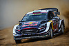 Elfyn EVANS (GBR)-Daniel BARRITT (GBR), FORD Fiesta WRC #2, AUSTRALIA RALLY  2018