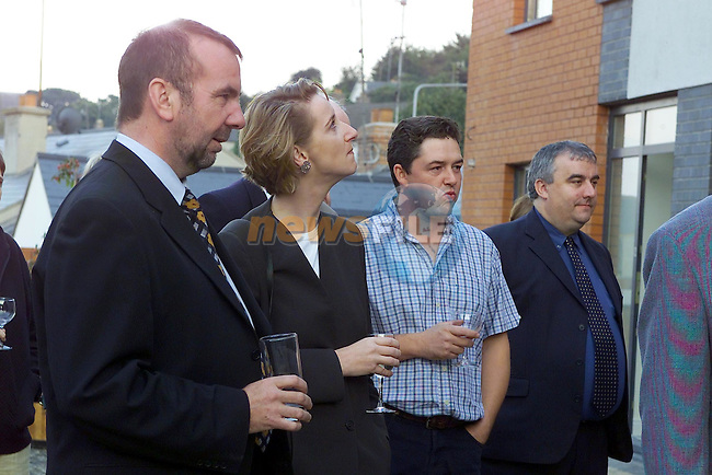 Guesta at the Launch of the Haymarket Development in Drogheda..Picture Fran Caffrey Newsfile.