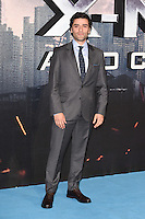 Oscar Isaac<br /> at the &quot;X-Men Apocalypse&quot; premiere held at the IMAX, South Bank, London<br /> <br /> <br /> &copy;Ash Knotek  D3116  09/05/2016