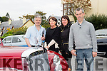 Fancy Cars<br /> --------------<br /> L-R James O'Leary &amp; Jemma Hanafin, Tralee and Myra &amp; Joe O'Sullivan, Ardfert enjoying the Kingdom Vintage Veteran and Classic Car Club Autumn run at the Kenmare bay hotel last Saturday
