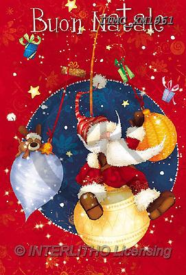 Marcello, CHRISTMAS SANTA, SNOWMAN, WEIHNACHTSMÄNNER, SCHNEEMÄNNER, PAPÁ NOEL, MUÑECOS DE NIEVE, paintings+++++,ITMCXM1961,#X#
