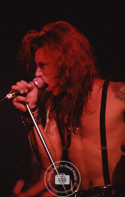 Saigon Saloon - Sept 1989- Hollywood. Jinx - lead vocals