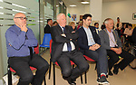 Chris Hoey, IWA, Frank Hayes, Kerry Group, Former Kerry footballer and  Dancing with the Stars winner Aidan OÕMahony and Mayor of Killarney Cllr Brendan Cronin at the opening of the Irish Wheelchair Association new Community Centre at The Reeks Gateway, Killarney on Friday. Picture: macmonagle.com