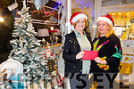 Abbeyfeale Traders  l-r  Mairead Smith, Paddy Powers and Maretta Riordan, Heavenly Gifts