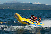 Flyfish riding BORACAY ISLAND PHILIPPINES