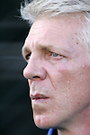 06 July 2007: USA head coach Thomas Rongen. The Under-20 Men's National Team of the United States defeated Brazil's Under-20 Men's National Team 2-1 in a Group D opening round match at Frank Clair Stadium in Ottawa, Ontario, Canada during the FIFA U-20 World Cup Canada 2007 tournament.
