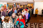 Waiting fans for Daniel O'Donnell tickets to go on sale in the INEC, Killarney last Saturday morning.
