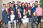 Congratulations - Lorraine Carroll & Ako Latif from St Brendan's Park seated centre having a wonderful time with family and friends at the Christening celebrations for their son Evanne in The Greyhound Bar on Saturday........................................................................ ............   Copyright Kerry's Eye 2008
