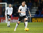 Ross County v St Johnstone...05.12.15  SPFL  Dingwall<br /> Liam Craig<br /> Picture by Graeme Hart.<br /> Copyright Perthshire Picture Agency<br /> Tel: 01738 623350  Mobile: 07990 594431