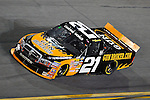 Feb 13, 2009; 8:26:04 PM; Daytona Beach, FL, USA; NASCAR Camping World Truck Series race of the NextEra Energy Resources 250 at Daytona International Speedway.  Mandatory Credit: (thesportswire.net)