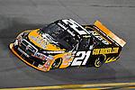 Feb 13, 2009; 8:26:04 PM; Daytona Beach, FL, USA; NASCAR Camping World Truck Series race of the NextEra Energy Resources 250 at Daytona International Speedway.  Mandatory Credit: (thesportswire.net)