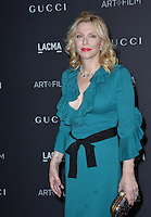 LOS ANGELES, CA. October 29, 2016: Actress Courtney Love at the 2016 LACMA Art+Film Gala at the Los Angeles County Museum of Art.<br /> Picture: Paul Smith/Featureflash/SilverHub 0208 004 5359/ 07711 972644 Editors@silverhubmedia.com