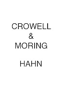 Crowell & Moring HAHN