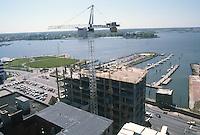 1986 April 25.Redevelopment.Downtown West (A-1-6)..FREEMASON HARBOUR...NEG#.NRHA#..