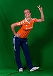 AMSTELVEEN- HOCKEY - CHARLOTTE VEGA.  lid van de trainingsgroep van het Nederlands dames hockeyteam. COPYRIGHT KOEN SUYK