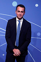 Luigi Di Maio<br /> Rome January 22nd 2019. Convention of the Movement 5 Stars party to explain the Basic Income Law just approved.<br /> Foto Samantha Zucchi Insidefoto