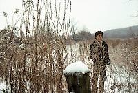 East Greenbush, NY - Circa December 1985 - The Old Worthman Farm