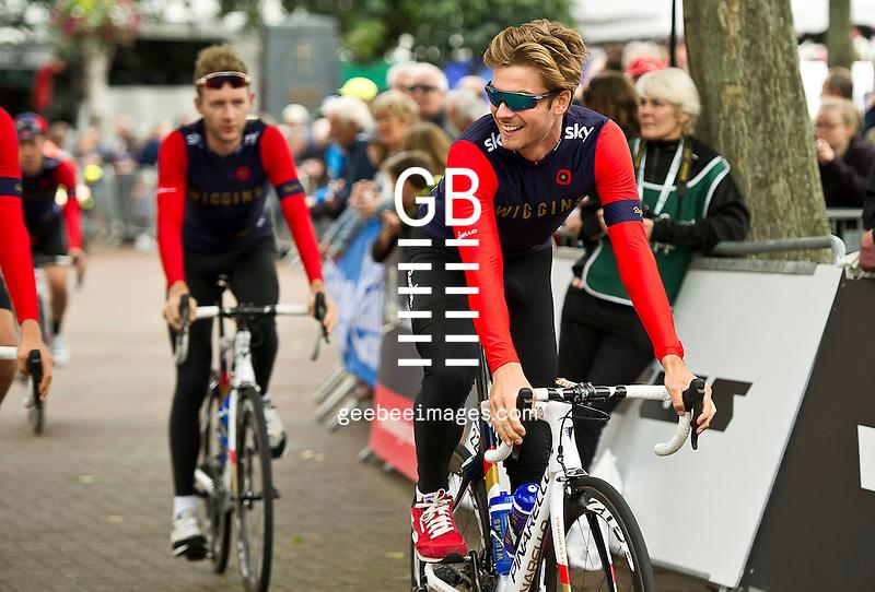 2016 Tour of Britain<br /> Stage 2, Carlisle to Kendal<br /> 5 September 2016<br /> John Dibben, Team Wiggins