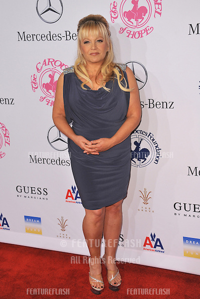 Charlene Tilton at the 26th Carousel of Hope Gala at the Beverly Hilton Hotel..October 20, 2012  Beverly Hills, CA.Picture: Paul Smith / Featureflash