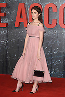 "Anna Kendrick<br /> at the premiere of ""The Accountant"" at the Empire Leicester Square, London.<br /> <br /> <br /> ©Ash Knotek  D3183  17/10/2016"