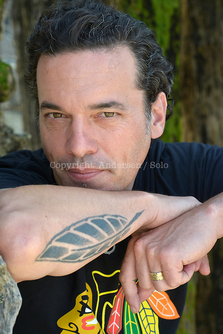 Joseph Boyden, Canadian writer, in 2014.