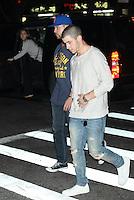 NEW YORK, NY - JULY 15: Nick Jonas seen on July 15, 2016 in New York City. Credit: DC/Media Punch