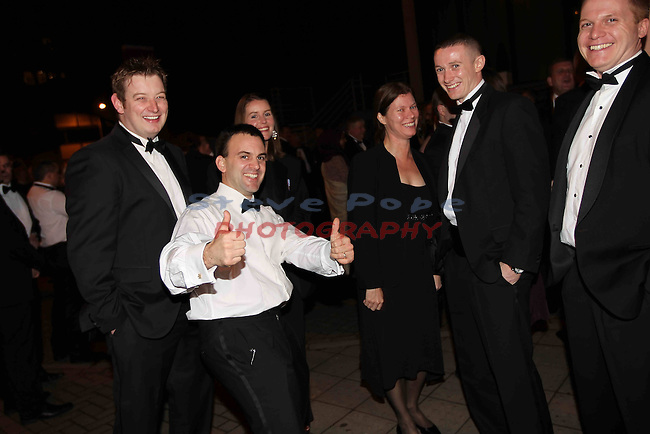 IOW Awards Dinner 2011..Holland House Hotel..23.11.11.©Steve Pope