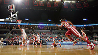 March 22, 2011; Charlottesville, Virginia, USA: Miami played Oklahoma in the 2nd round of the NCAA tournament at the John Paul Jones arena. (Photo/Andrew Shurtleff)