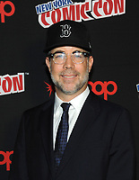 NEW YORK, NY - OCTOBER 07: Executive Producer Matt Hastings attend the press day at New York ComicCon at the Theater at Madison Square Garden on October 7, 2017 in New York City. <br /> CAP/MPI/JP<br /> &copy;JP/MPI/Capital Pictures