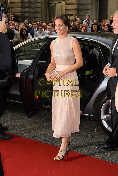 LONDON, ENGLAND - SEPTEMBER 02: Pippa Middleton attends GQ Men Of The Year Awards at the Royal Opera House on September 02, 2014 in London, England. <br /> CAP/CJ<br /> &copy;Chris Joseph/Capital Pictures