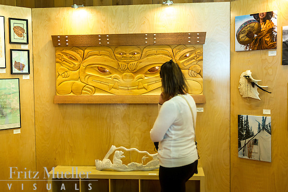 Adaka Cultural Festival 2016, Whitehorse, Yukon, Canada, Yukon First Nation Culture and Tourism Association, Kwanlin Dun Cultural Centre, Calvin Morberg