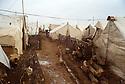 Turkey 1991.A camp near Mardin for the Iraqi Kurds