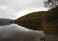 General view of Loch Venachar, Callander.