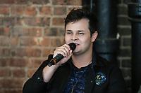 NOVA YORK, EUA, 1.09.2018 - BR DAY-EUA - Matheus durante coletiva de imprensa do BRDayNew York 2018 no WeWork Soho, em Nova York nos Estados Unidos neste sábado, 01. (Foto: Vanessa Carvalho/Brazil Photo Press)