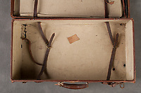 Willard Suitcases / Frances L / ©2014 Jon Crispin