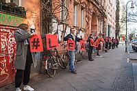 2020/04/05 Berlin   Protest   #LeaveNoOneBehind