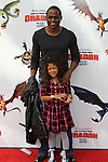 WAYNE BRADY, MAILE BRADY. Arrivals to the Los Angeles premiere of Dreamworks' How To Train Your Dragon at the Gibson Amphitheater. Universal City, CA, USA. March 21, 2010.