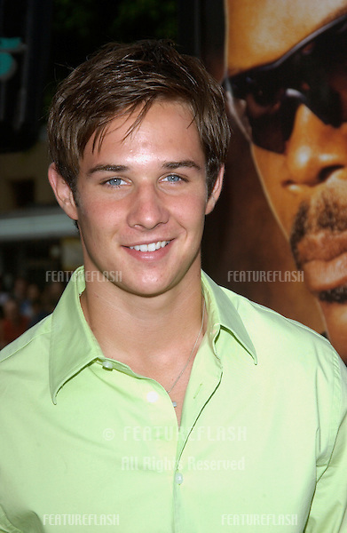 Actor RYAN MERRIMAN at the world premiere, in Los Angeles, of S.W.A.T..July 30, 2003