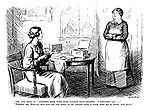 """""""Oh, and here is a cookery-book with some rather good recipes. I thought — er — """" """"Pardon me, madam, but you do not seem to be aware that a cook like me is born, not made."""""""