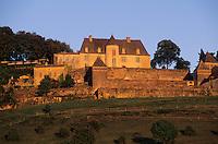 Europe/France/Aquitaine/24/Dordogne/Vallée de la Dordogne/Périgord Noir: Le Château de Marqueyssac (XVIIIème)