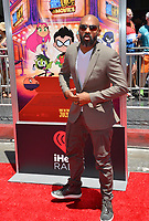 "Khary Payton at the premiere for ""Teen Titans Go! to the Movies"" at the TCL Chinese Theatre, Los Angeles, USA 22 July 2018<br /> Picture: Paul Smith/Featureflash/SilverHub 0208 004 5359 sales@silverhubmedia.com"